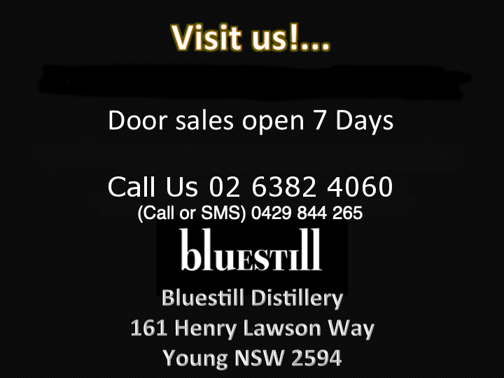 Visit Bluestill cafe and gallery in Young NSW